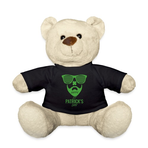 Happy St. Patrick's Beard Day - Teddy