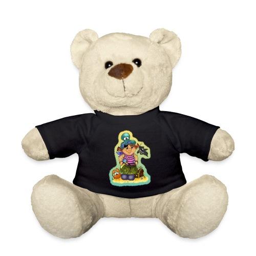 Ahoi nech, kloine Piroaaadin - Teddy