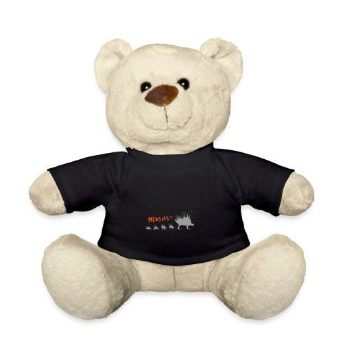 Hedgehog style - Teddy Bear