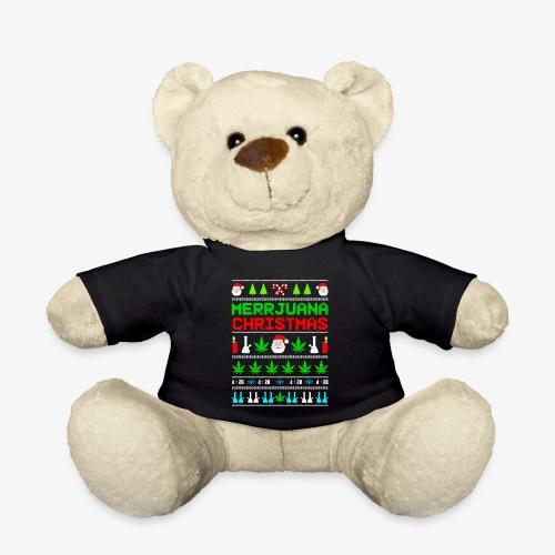 MERRYjuana Ugly Xmas - Teddy