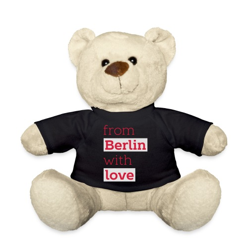 From Berlin with Love - Teddy