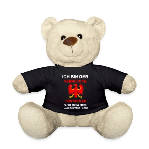 Verrückte Südtiroler - Teddy