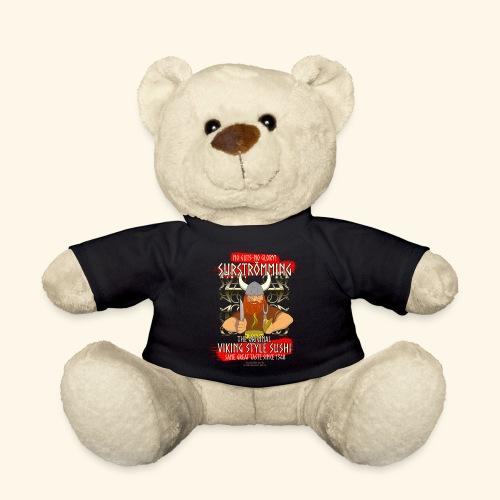 Surströmming Challenge Viking Sushi T-Shirt - Teddy