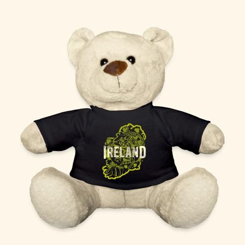Ireland T Shirt Design - Teddy