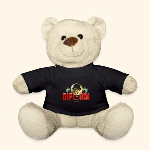 Gin T Shirt Design Dipl.-Gin - Teddy