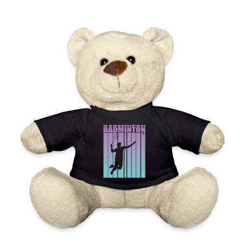Badminton Jump Smash - Teddy Bear