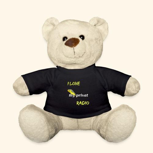 Wellensittiche lieben Radio und erzählen gerne mit - Teddy