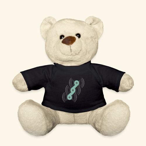 Wlan Design mit grüner Füllung - Teddy