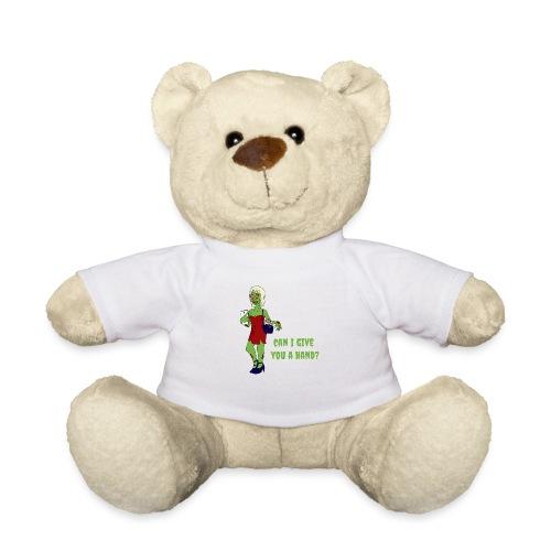 give a hand - Teddy Bear
