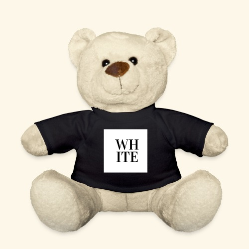 White - Teddy