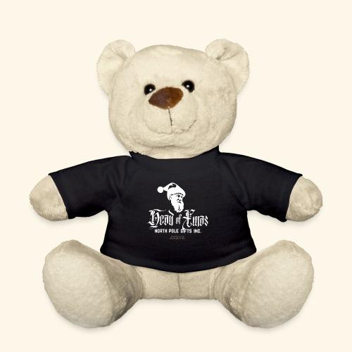 Weihnachten T-Shirt lustiger Spruch Head of Xmas - Teddy