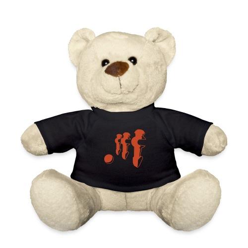 Kickershirt Logo Outline Negativ - Kickershirt - Teddy