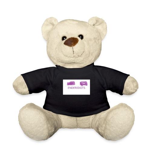 enderproductions enderidiots design - Teddy Bear