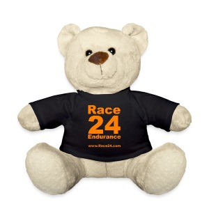 Race24 Large Logo - Teddy Bear
