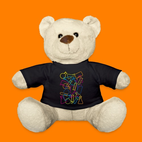 Large Laboratory Glassware - Teddy Bear