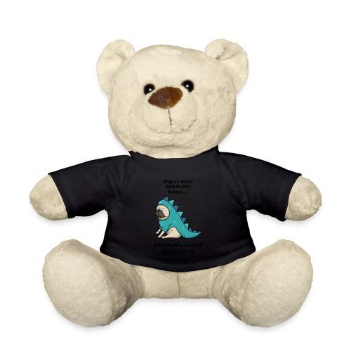 hund schwarz - Teddy