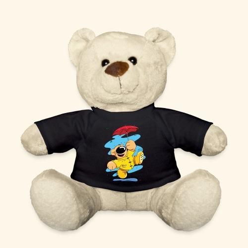 Der Bär tanzt im Regen - Teddy