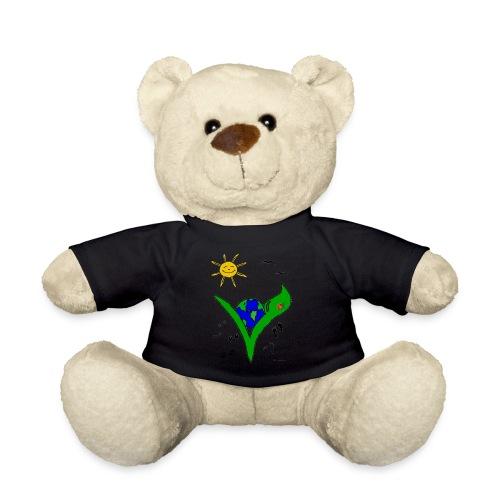 Ein Logo geht um die Welt - Teddy