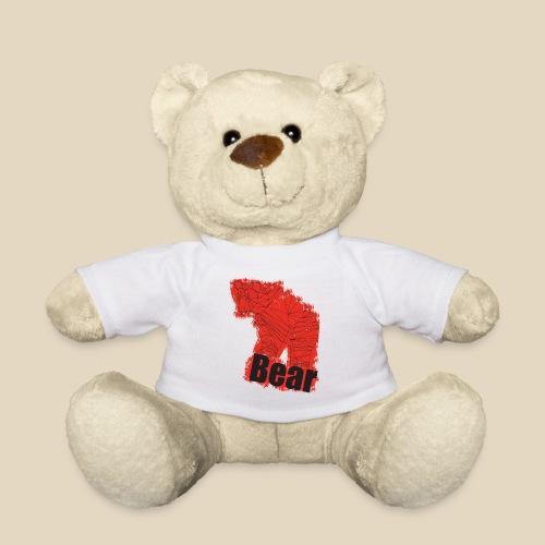 Red Bear - Nounours