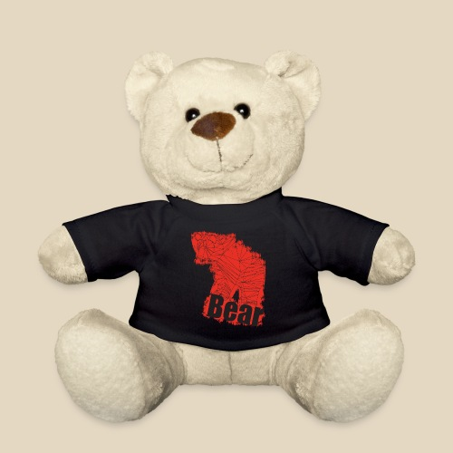 Red Bear - Nounours