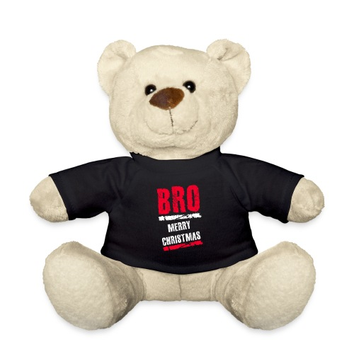 Bro Merry Christmas - Teddy