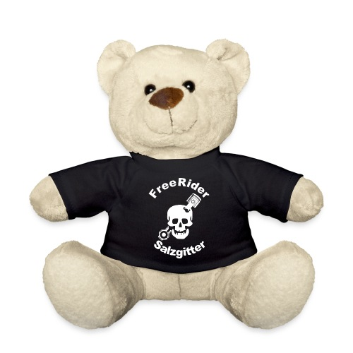 shirt ruecken - Teddy