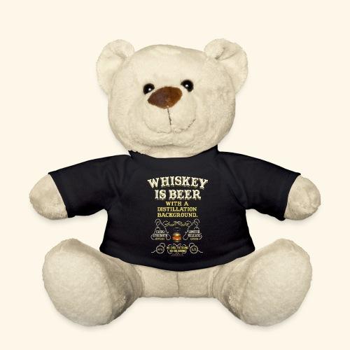 Whiskey Is Beer - Teddy