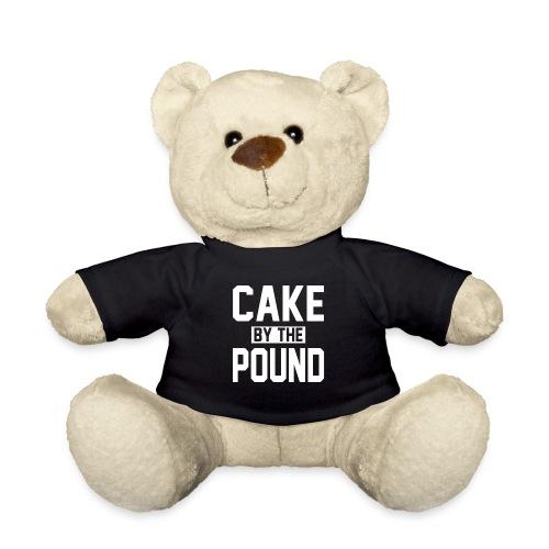Cake by the Pound - Teddy Bear