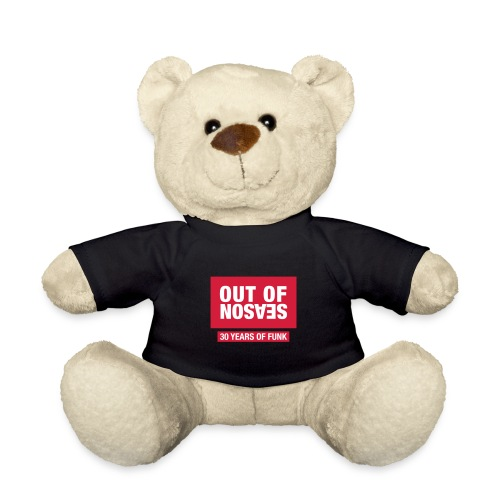 OOS RED - Teddybjørn