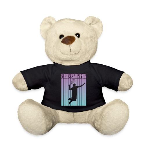 Crossminton - Speed badminton - Teddy Bear