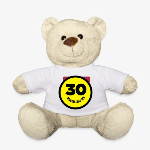 30 Jaar Belgian New Beat Smiley - Teddy