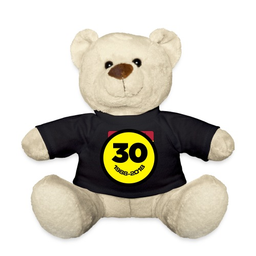 30 Jaar Belgian New Beat Smiley - Teddy