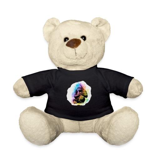 Gorilla Aquarell - Teddy