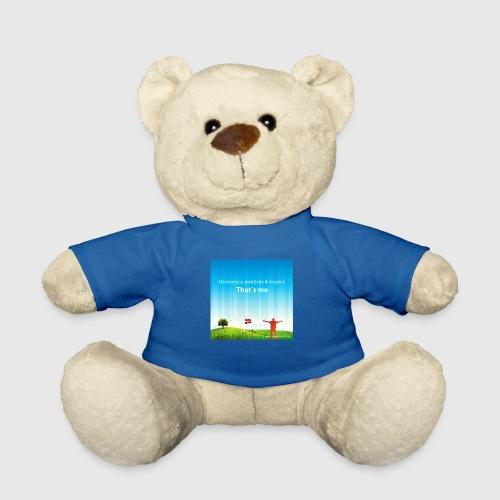 Rolling hills tshirt - Teddybjørn