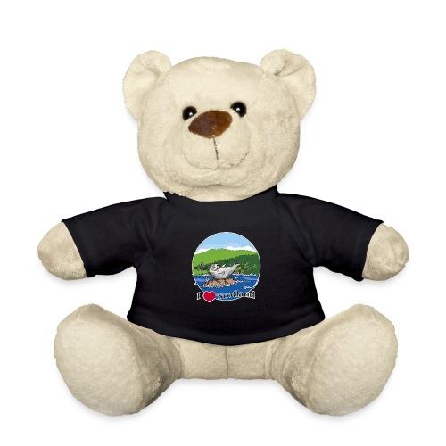 I heart Scotland - Sutherland & Caithness - Teddy Bear