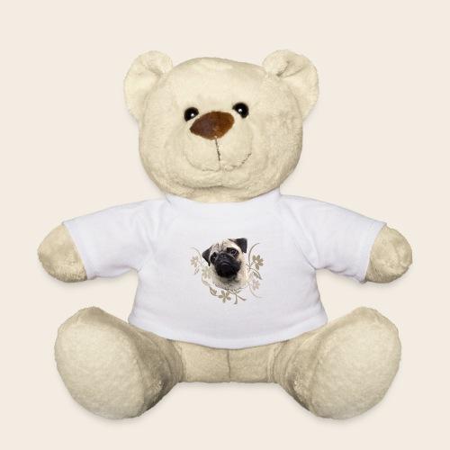 Mops Portrait - Teddy