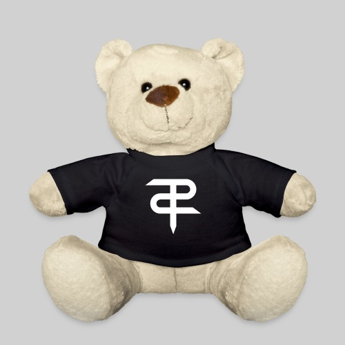 Tezpa Merchandise White Logo - Teddy Bear