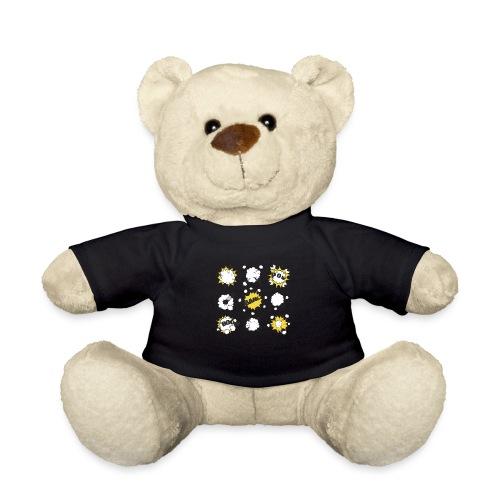 Astonishing explosion - Teddy Bear