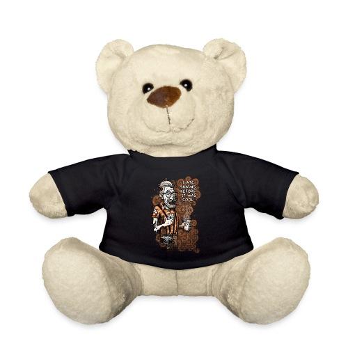 Zomb Hipster - Teddy Bear
