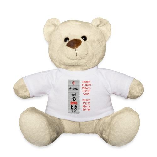 FREIHEIT - Teddy