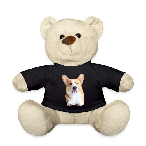 Topi the Corgi - Frontview - Teddy Bear