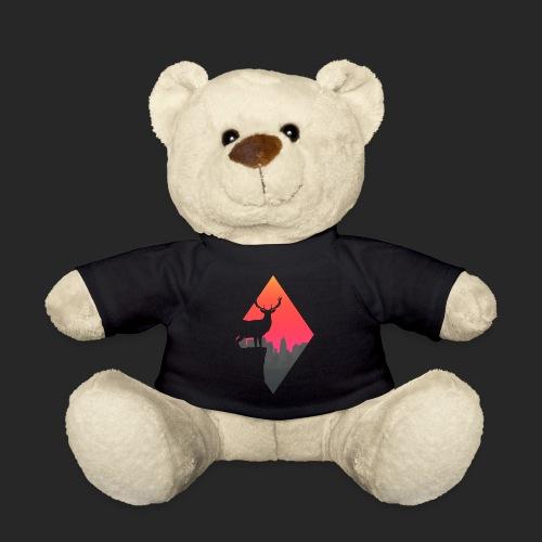 Sunset Deer - Teddy Bear