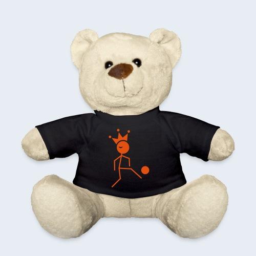 Voetbalkoning - Teddy