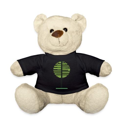Grønt træ - Teddybjørn