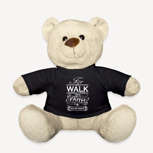 walk white - Teddy Bear