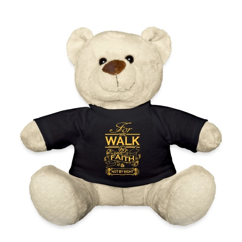 walk yellow - Teddy Bear