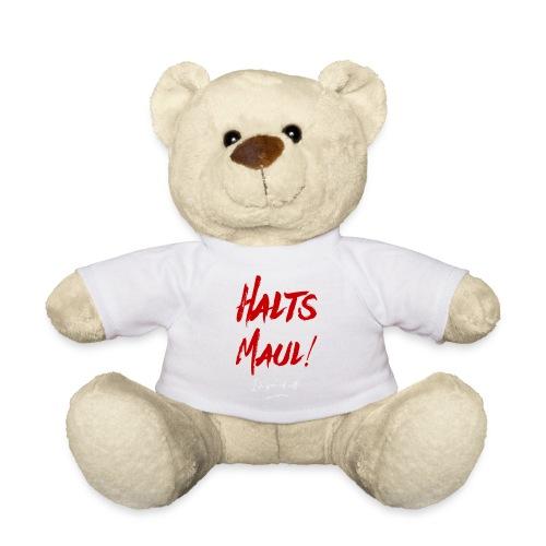 Halt's Maul ich bin voll nett - Teddy