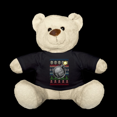 Heavy X-Mas Christbaumkugel-Bombe - Teddy