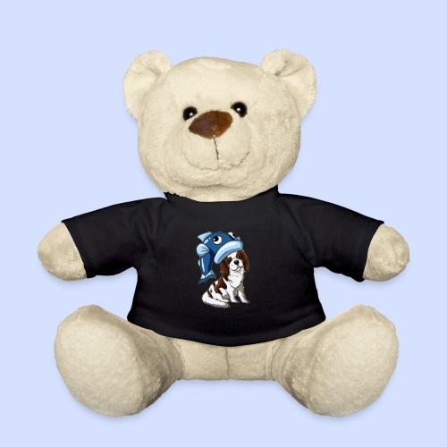 COD8MYdog logo (oscar) - Teddy Bear