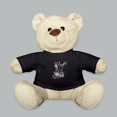 DFBM unbranded white - Teddy Bear